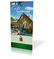 Gut Füchtel Flyer Cafe